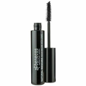 Benecos Natural Mascara Maximum Volume 8 ml Deep Black