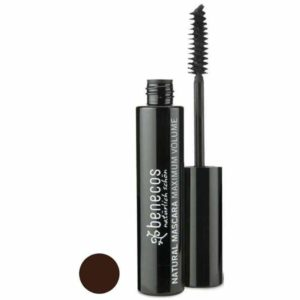 Benecos Natural Mascara Maximum Volume 8 ml Smooth Brown