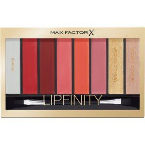 Lipfinity Palette Max Factor Leppestift
