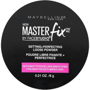 Master Fix Loose Powder Maybelline Pudder
