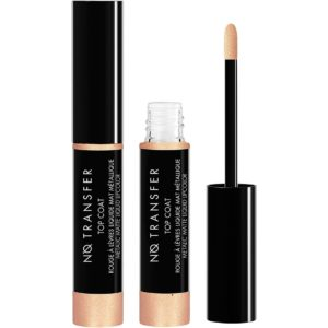 Metallic Matte Liquid Lipcolor Top Coat blackUp Lipgloss