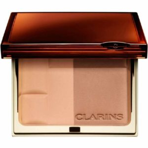 Clarins Bronzing Duo Mineral Powder Compact 10 gr 01 Light