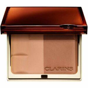Clarins Bronzing Duo Mineral Powder Compact 10 gr 02 Medium