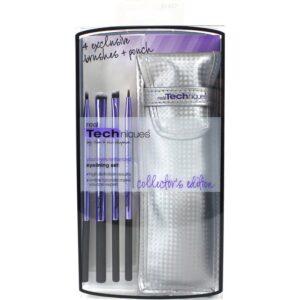 Collector's Edition Eyelining Set Real Techniques Børster og pensler