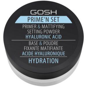 GOSH PrimeN Set Primer & Mattifying Setting Powder 7 gr