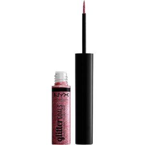 Glitter Goals Liquid Eyeliner NYX Professional Makeup Eyeliner