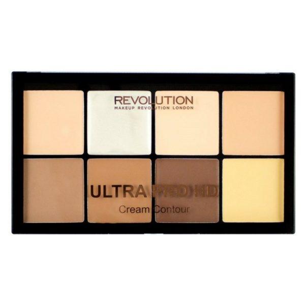 Makeup Revolution Ultra Pro Hd Creme Contour Fair 20 gr