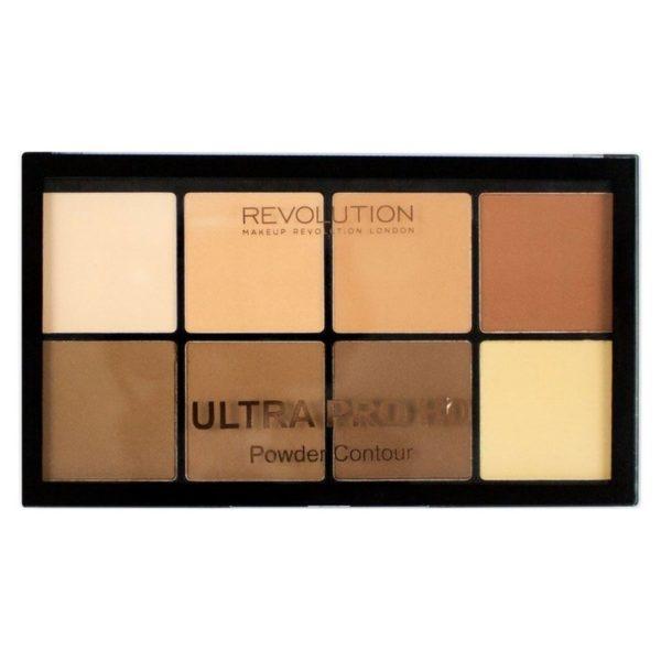 Makeup Revolution Ultra Pro Hd Powder Contour Light Medium 20 gr