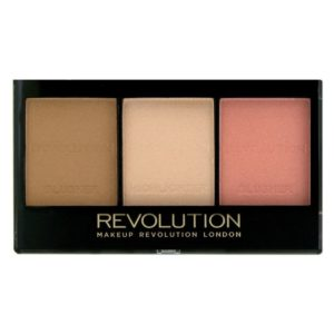 Makeup Revolution Ultra Sculpt & Contour Kit 11 gr Ultra Fair C01