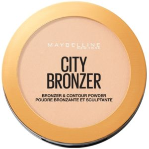 Maybelline City Bronzing & Contouring Powder 8 gr 100 Light Cool