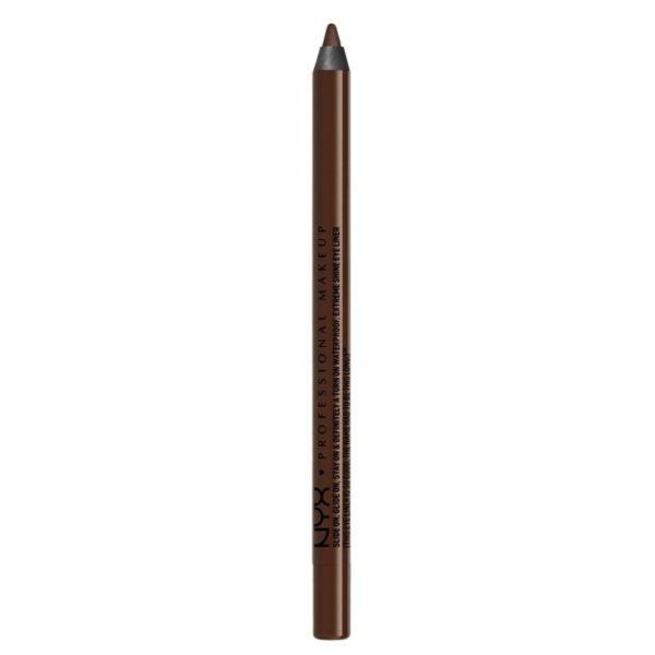 NYX Prof Makeup Slide On Waterproof Shine Eyeliner 12 gr Brown Perfection