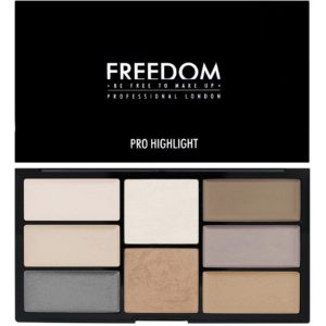 Pro Creme & Highlight Freedom Makeup London Contouring