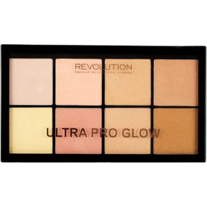 Ultra Pro Glow Makeup Revolution Contouring