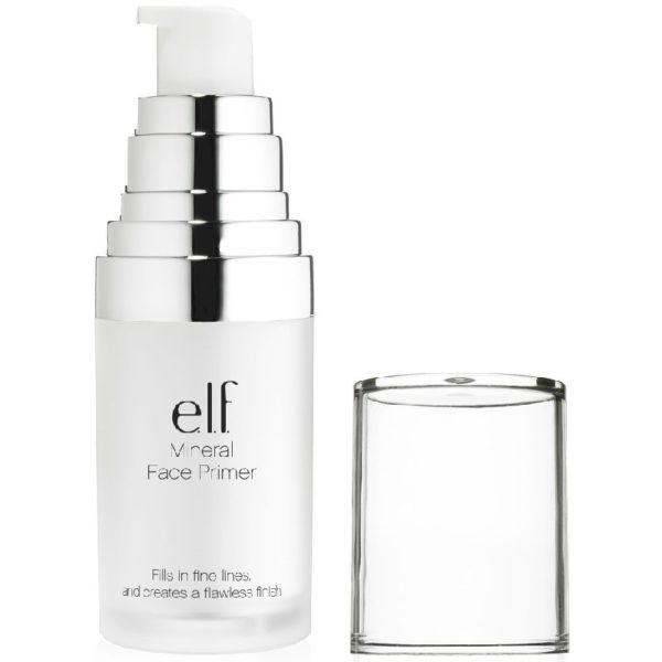 elf Cosmetics Face Primer Clear 14 ml Mineral Infused