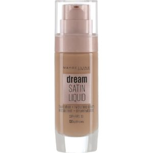 Dream Satin Liquid Foundation Maybelline Foundation
