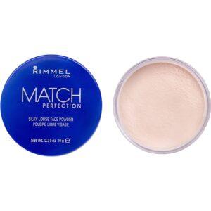 Match Perfection Loose Powder Rimmel Pudder