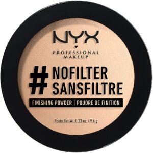 NOFILTER Finishing Powder NYX Professional Makeup Pudder