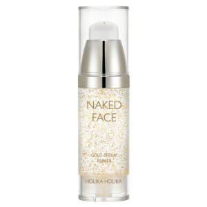 Kjøp Naked Face Gold Serum Primer, 30 ml Holika Holika Primer Fri frakt