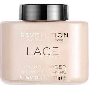 Kjøp Lace Baking Powder, Makeup Revolution Pudder Fri frakt