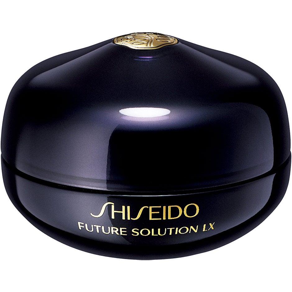 Kjøp Shiseido Future Solution LX Eye and Lip Contour Regenerating Cream, Eye And Lip Cream 15 ml Shiseido Øyenkrem Fri frakt