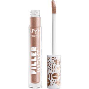 Kjøp Filler Instinct Plumping Lip Polish, Brunch Drunk NYX Professional Makeup Lipgloss Fri frakt