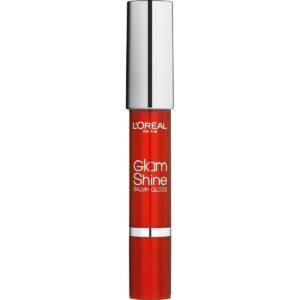 Kjøp Glam Shine Balmy Gloss, 910 Bite The Maracuja 6 ml L'Oréal Paris Lipgloss Fri frakt