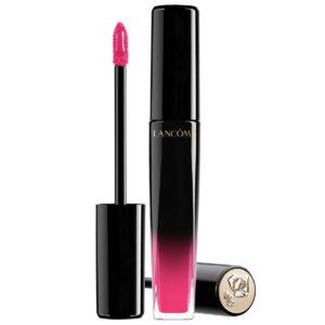 Kjøp L'Absolu Lacquer Gloss, 344 Ultra-Rôse 8 ml Lancôme Lipgloss Fri frakt