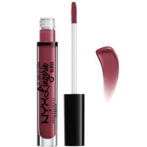 Kjøp Lip Lingerie Gloss, Euro Trash 4 ml NYX Professional Makeup Lipgloss Fri frakt