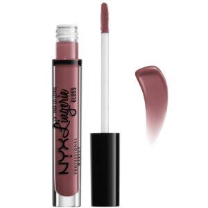 Kjøp Lip Lingerie Gloss, Honeymoon 4 ml NYX Professional Makeup Lipgloss Fri frakt