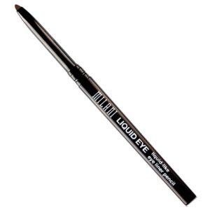 Kjøp Milani Liquid Eye, brown (sharpenable) 1,2 g Milani Cosmetics Eyeliner Fri frakt