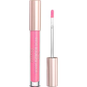 Kjøp Sheer Sunshine Gloss SPF15, Sheer Fiesta 4,2 ml IsaDora Lipgloss Fri frakt