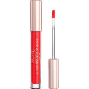 Kjøp Sheer Sunshine Gloss SPF15, Sheer Summer 4,2 ml IsaDora Lipgloss Fri frakt