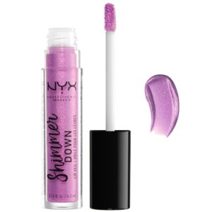Kjøp Shimmer Down Lip Veil, Young Star 4,2 ml NYX Professional Makeup Lipgloss Fri frakt