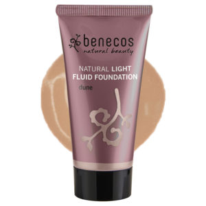 Benecos Natural Light Fluid Foundation 30 ml Dune