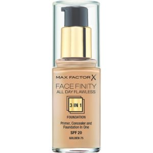 Facefinity All Day Flawless Foundation Max Factor Foundation