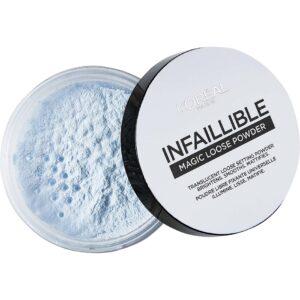 Infaillible Loose Powder L'Oréal Paris Pudder
