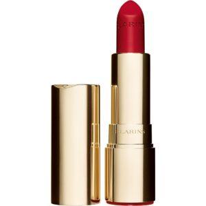 Joli Rouge Velvet Clarins Leppestift