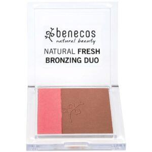 Benecos Natural Fresh Bronzing Duo 8 g California Nights