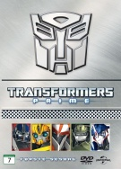 Transformers Prime - Sesong 1 (5 disc)